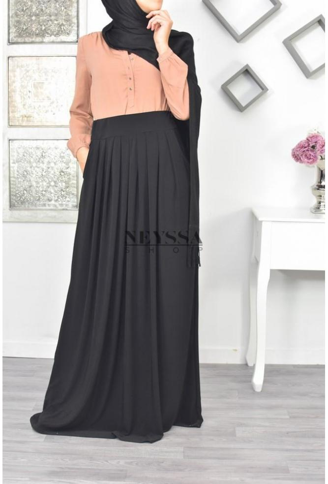 Wijdane Pocket Skirt