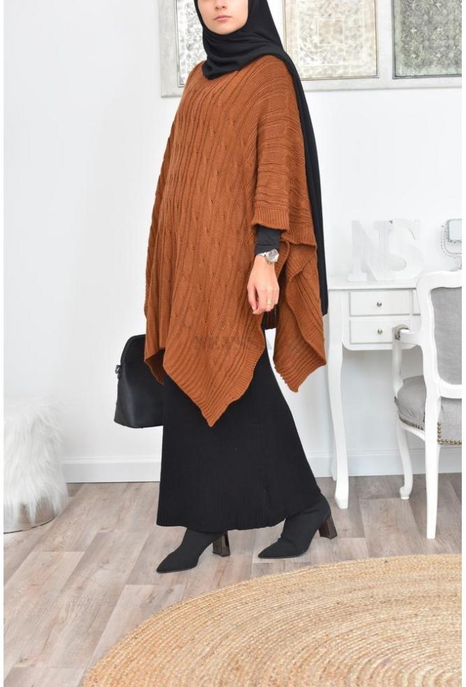 Modern Muslim woman's tunique big size