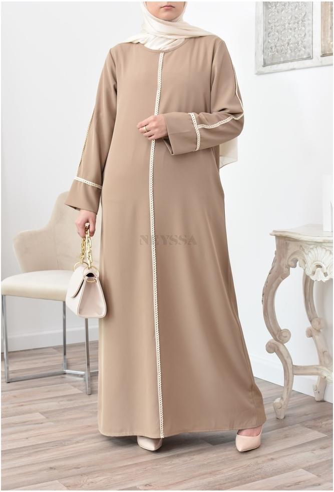 longue robe Abaya ramadan et aÏd