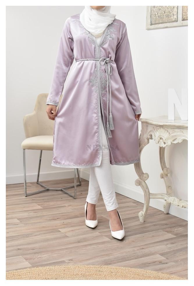 perfect Caftan Kimono Tetouan for veiled women