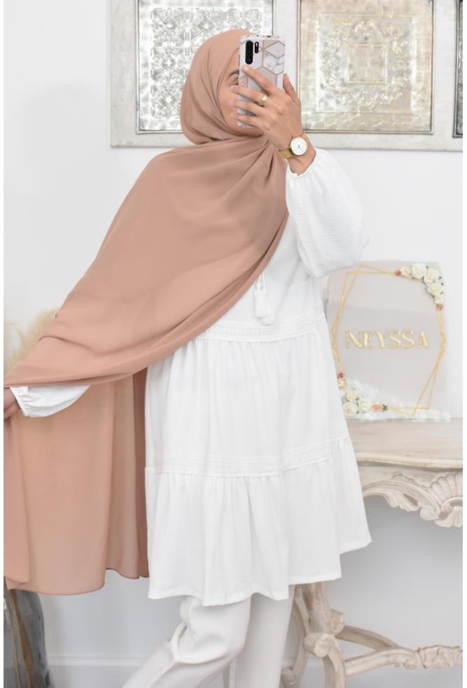 boutique hijab mousseline pas cher
