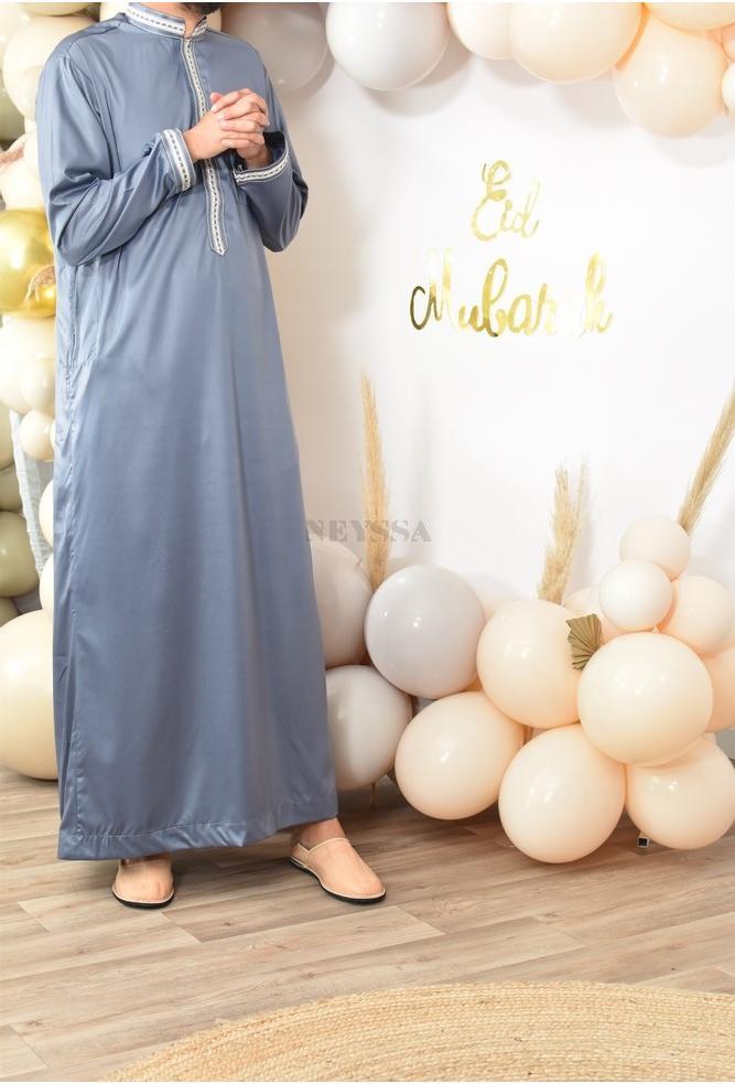 Qamis Homme émiratie style Saoudien