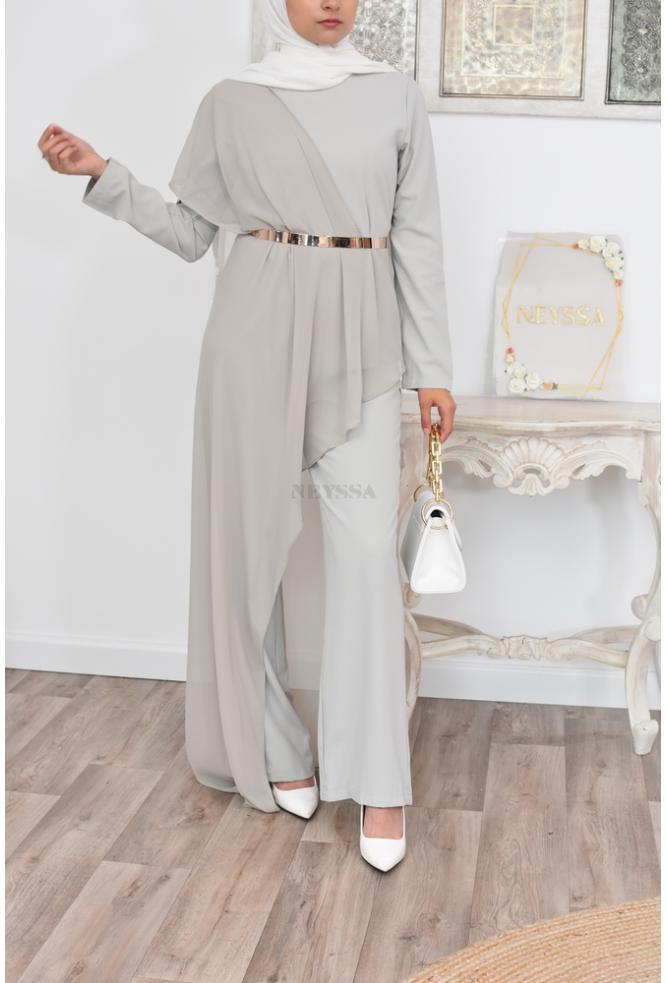 Combinaison femme longue Modest fashion femme voilée