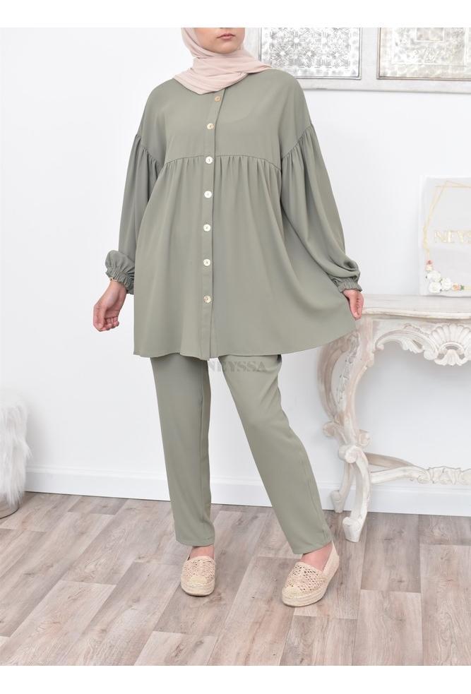 best Muslim fashion modest set