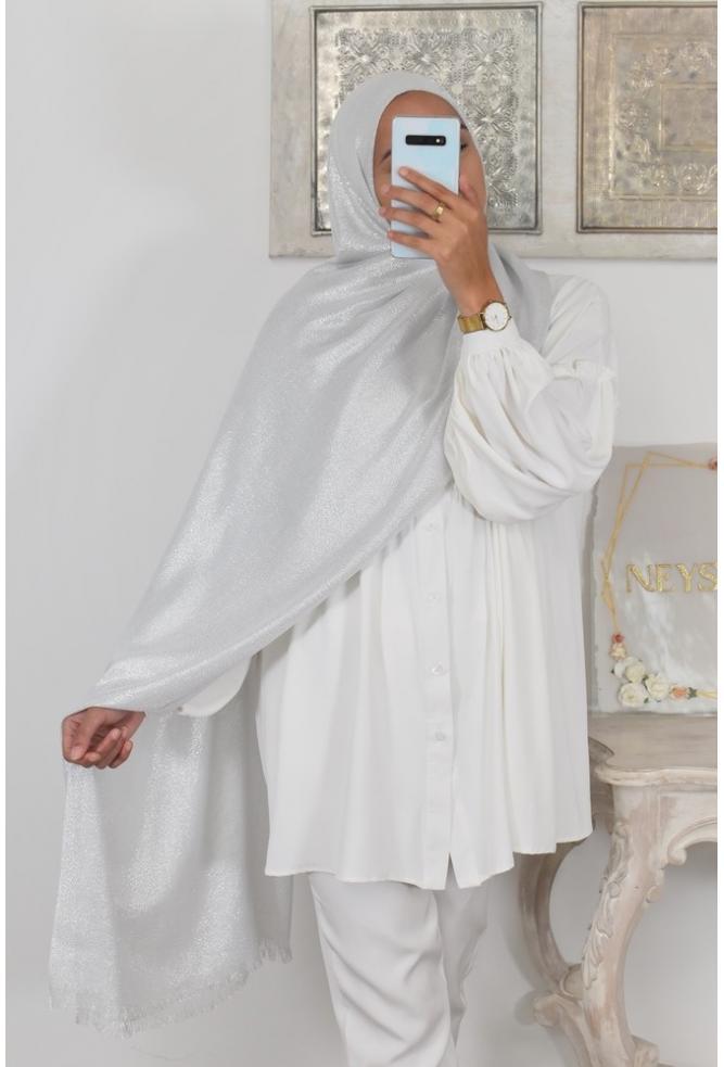 Evening glitter Hijab