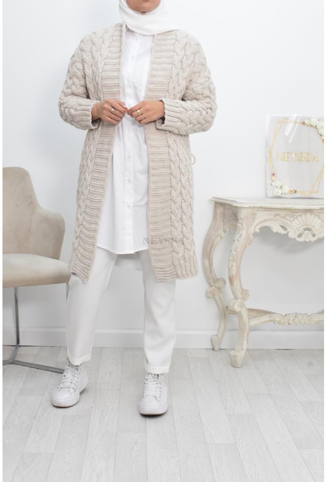 Oversize cardigan Ilyana